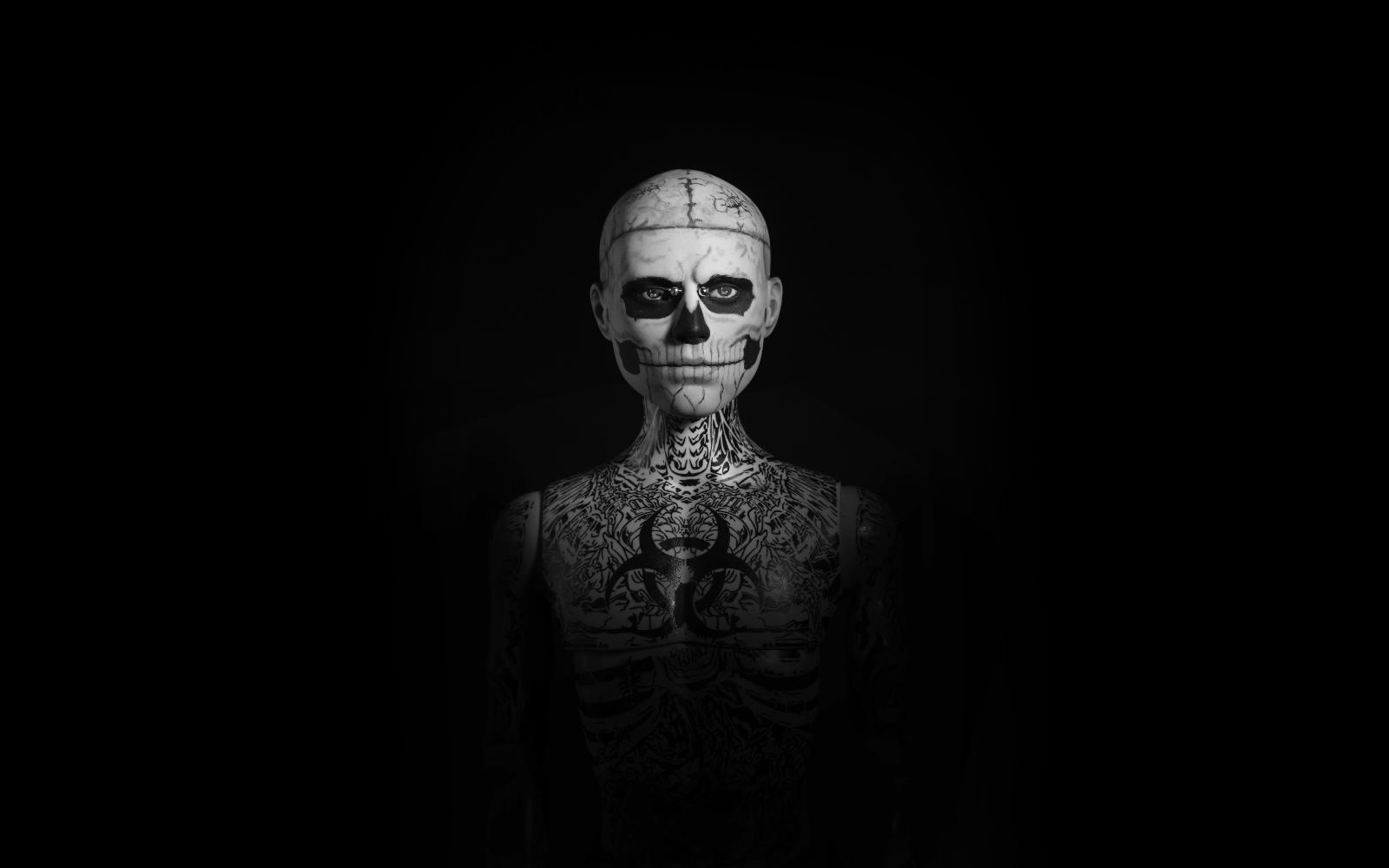 Zombie Boy, Model From Lady Gagas Music Video, Dies