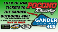 Enter To Win Tickets To The Gander Outdoors 400