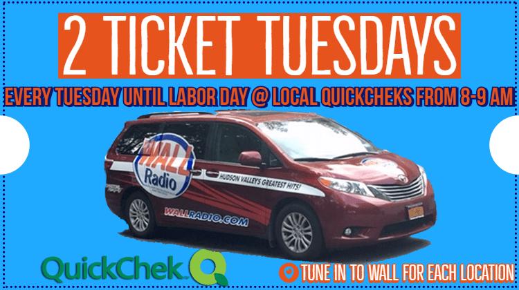 Ticket Tuesdays (4091)