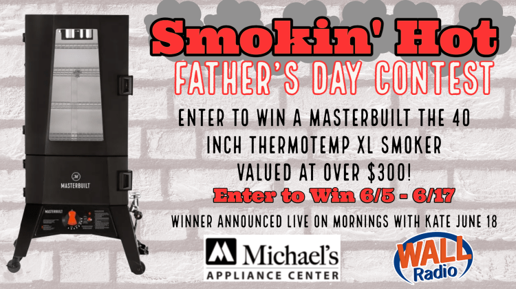 Father's Day Contest: Win a Smoker
