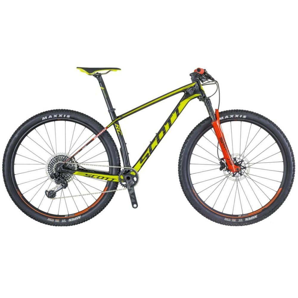 BICICLETA SCOTT SCALE RC 900 WORLD CUP