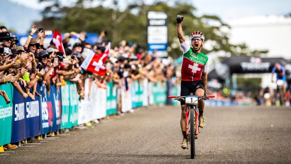 World Champs, UCI MTB,