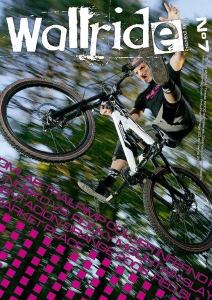 Revista Wallride Magazine 7