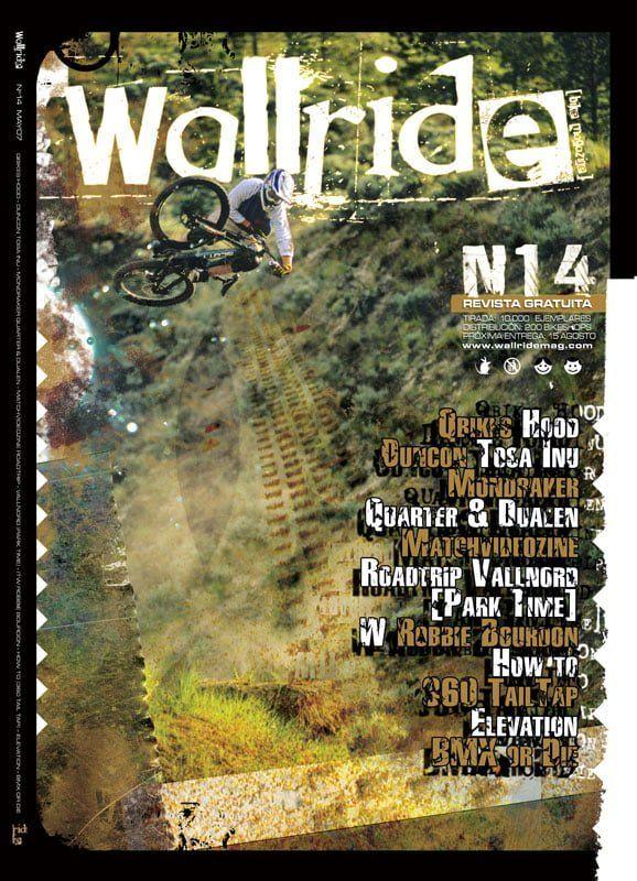 Revista Wallride Magazine 14