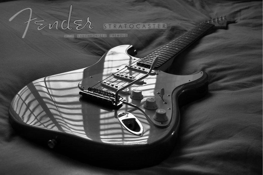 Febder Stratocaster Best Guitar Photo Image For PC Dekstop