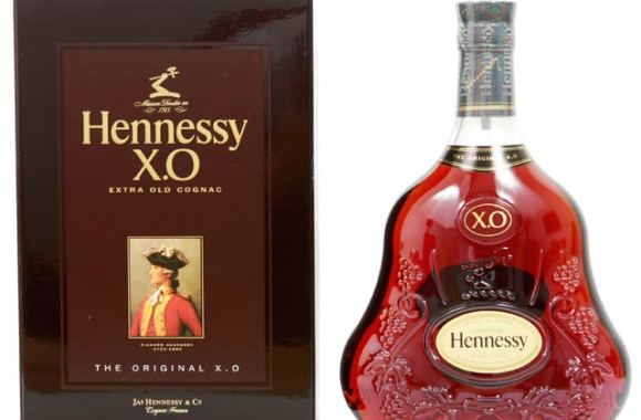 Hennessy Alocohol Drink Picture And White Background