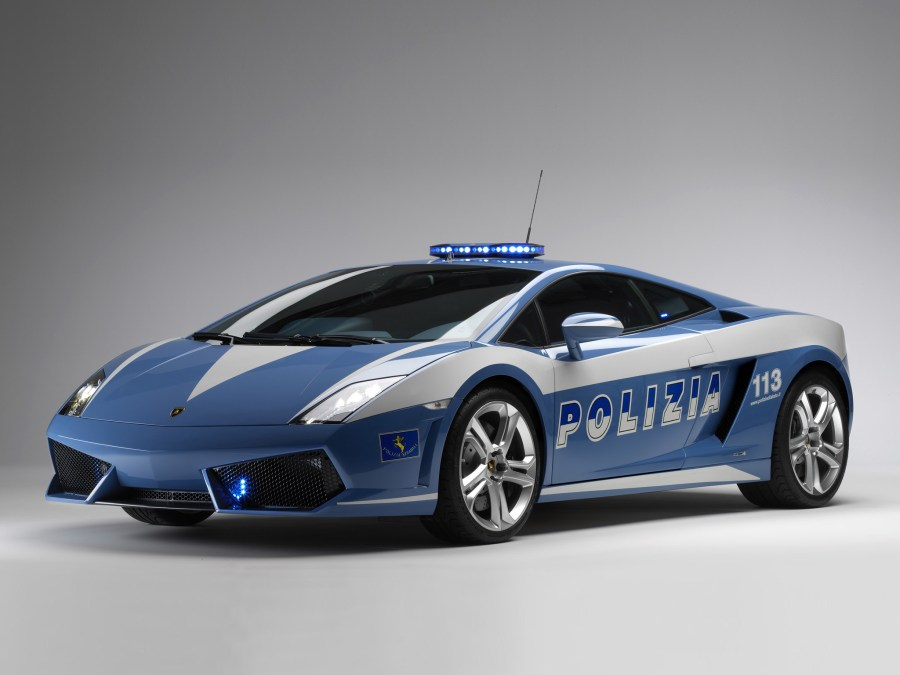 Gallardo Police Picture Lamborghini Photo Gallery