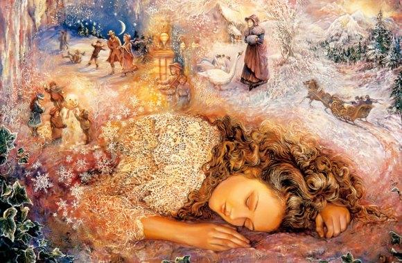 Wallpaper HD Widescreen Fantasy Art Paintings