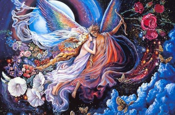 Josephine Wall Paintings  Art Paintings Free Download