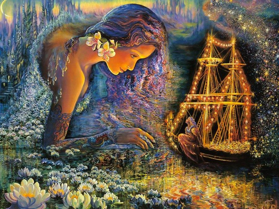 Amazing Art Gallery Josephine Wall Paintings Free