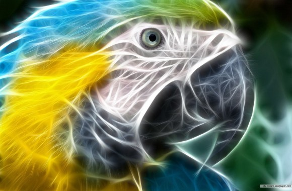 Free Art 3D Animal Image Wallpaper Index For Dekstop
