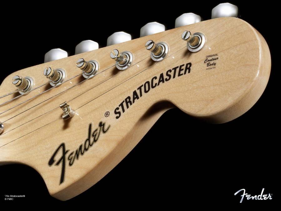 Guitar Fender Stratocaster Music Desktop Free Wallpaper