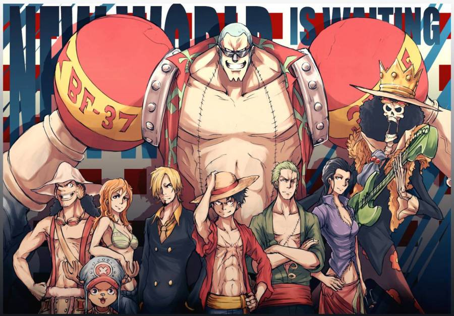 One Piece Anime HD Wallpapers Design Creative