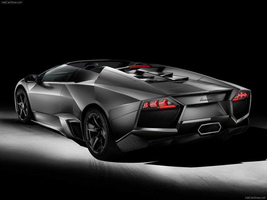 Lamborghini Reventon HD Wallpaper Black Background
