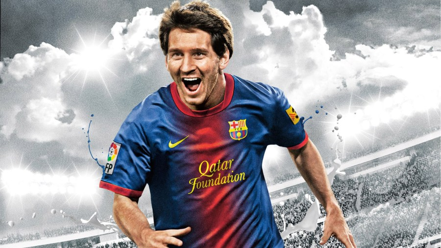 Lionel Messi Wallpapers And Image On FIFA 14 Free Download