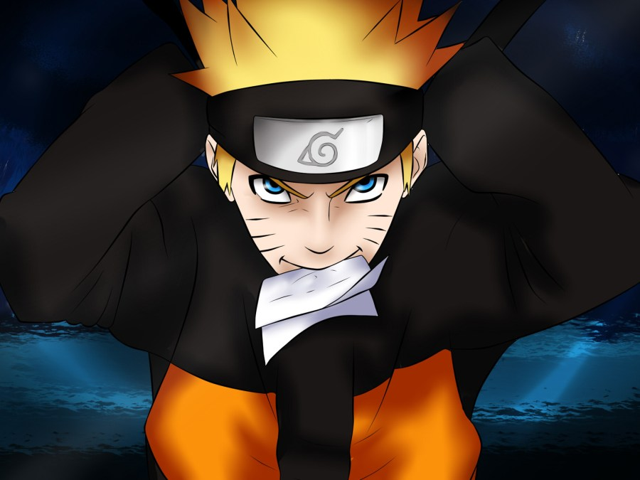 Uzumaki Naruto Run Exclusive HD Wallpapers Picture Image