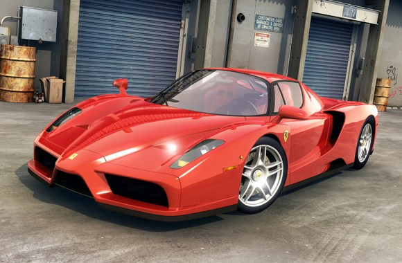 Ferrari Enzo Automotif Photos Pictures HD Wallpapers Gallery