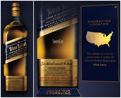 Johnnie Walker Blue Label Whiskey Photo Picture Wallpaper