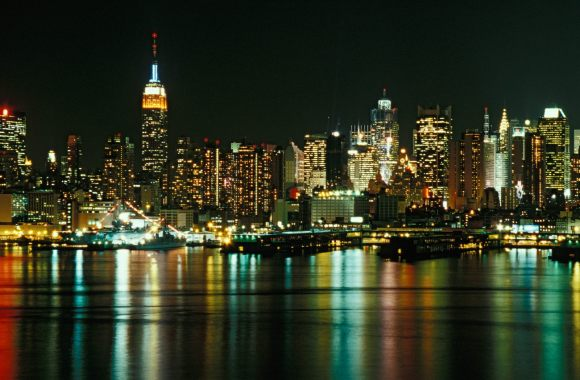Top Best Photo New York City When Night Come
