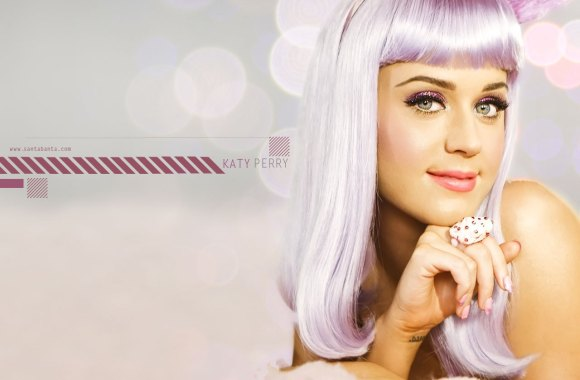 Beautiful Katy Perry HD Wallpaper For Your PC Computer