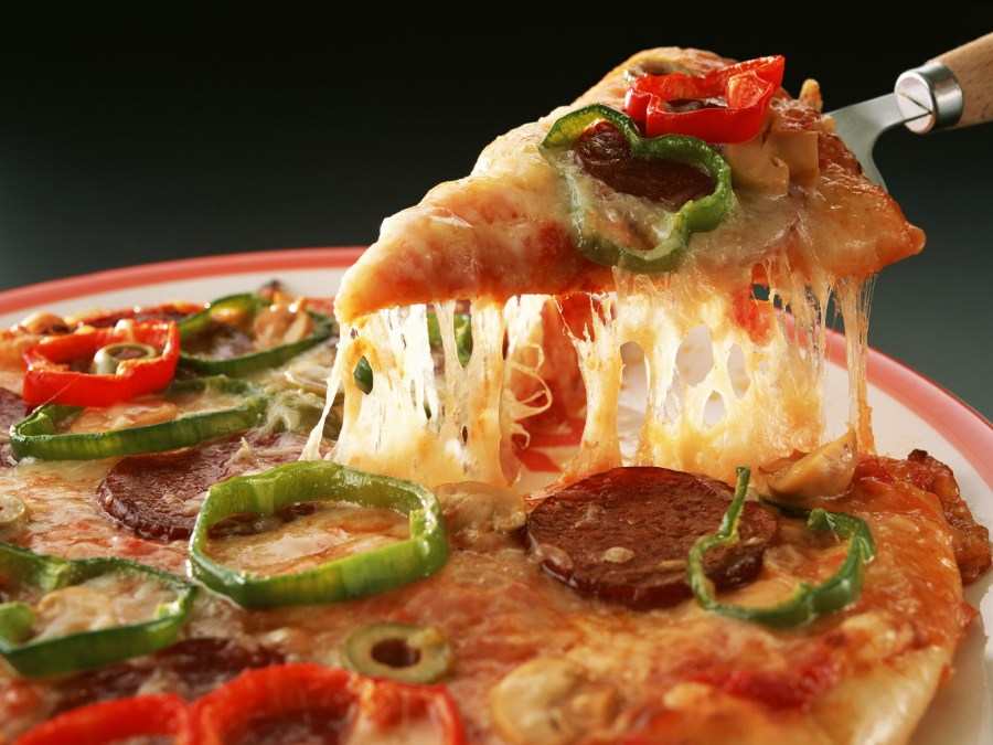 Exclusive And Delicious Pizza Food Photography HD Wallpaper