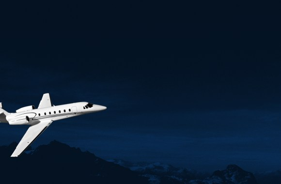 Executive Plane Flying Travel Photo Picture HD Wallpaper Widescreen