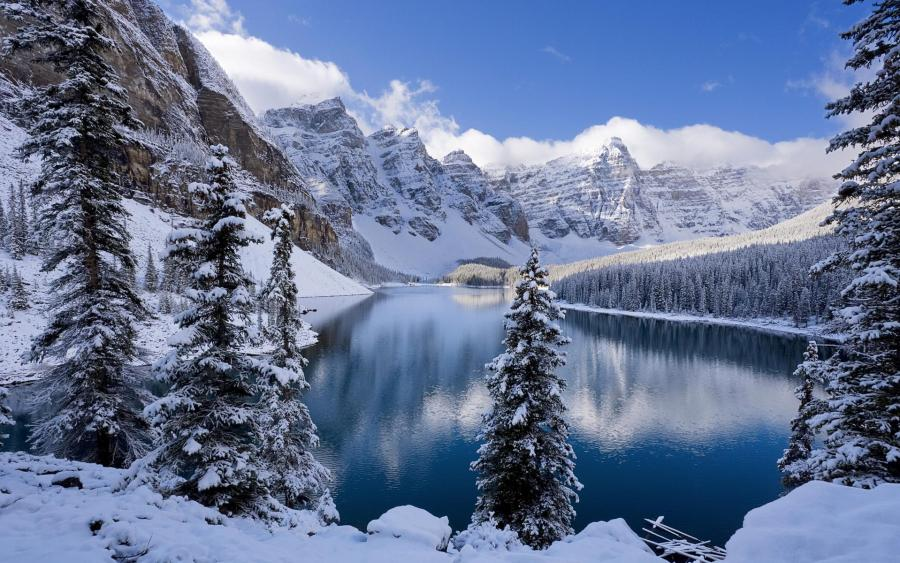 Awesome Snow Nature Travel Photography Picture Image Free