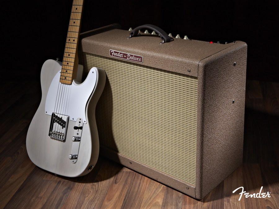 Free Download Picture Of Fender Telecaster Guitar And Amplifier