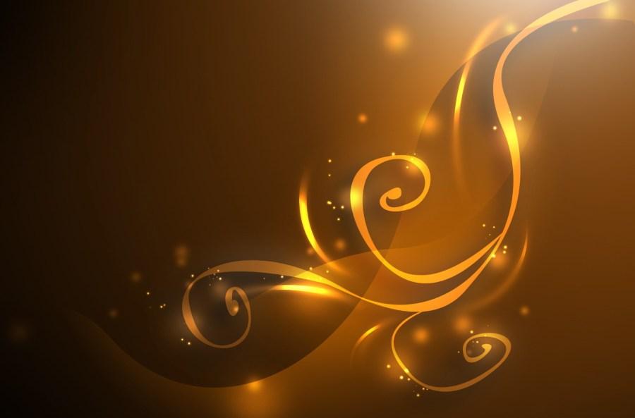 Fantastic Gold Abstract HD Wallpaper Fantastic Gold Abstract Image