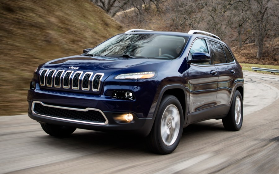 2014 Jeep Cherokee Limited Front View Photos Pictures HD Wallpapers Gallery
