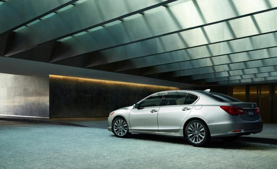 Free Download Photo And Picture Of New Acura RLX In 2014