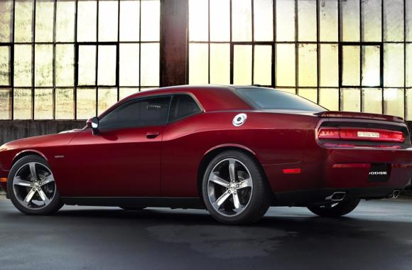 Beautiful Dodge Challenger RT 100th Anniversary Edition Photo Picture