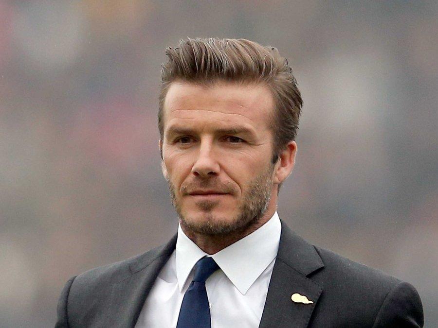 David Beckham Photo HD Wallpaper Widescreen For PC Desktop