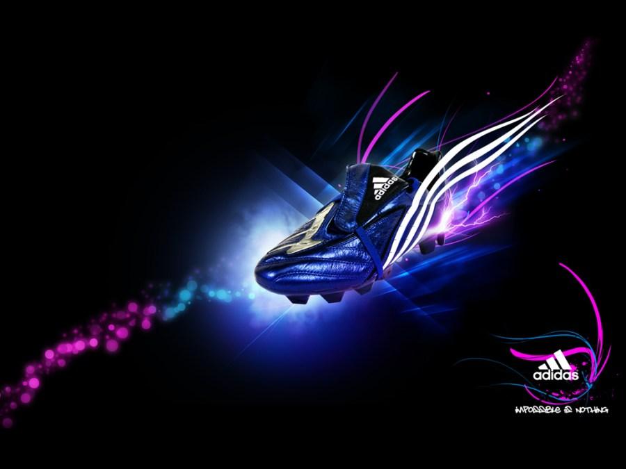 Amazing Adidas Logo Predator Shoes HD Wallpaper Widescreen Desktop