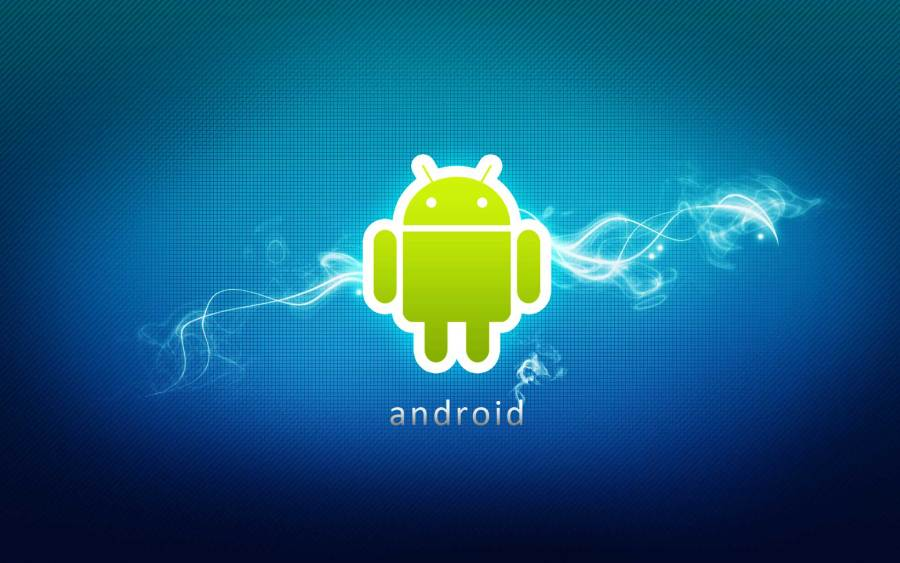 Amazing Android Green Lighting HD Wallpaper Image Free