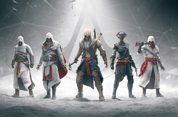 Assassin's Creed 4 Background Image HD Wallpaper Picture Free