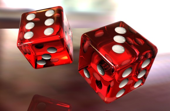 Awesome Red Dice HD Wallpaper Photo Picture Free Download