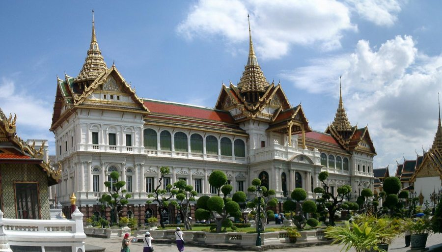 Beautiful Place To Visit Bangkok Tourist Holiday Photo And Picture