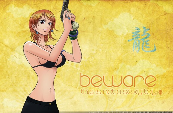 Nami Secret Agent HD Wallpaper One Piece Anime Manga Picture