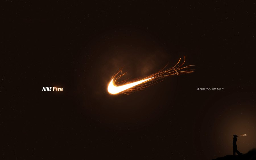 Amazing Nike Lighting HD Wallpaper Picture Image For Your PC Desktop