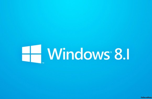 Awesome Windows 8.1 White And Blue HD Wallpaper Image Desktop