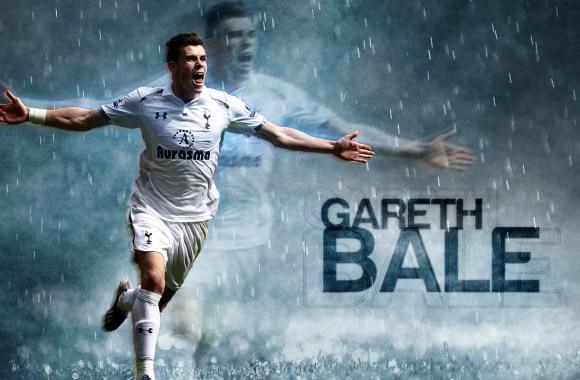 Gareth Bale The Welsh Machine HD Wallpaper Picture Desktop