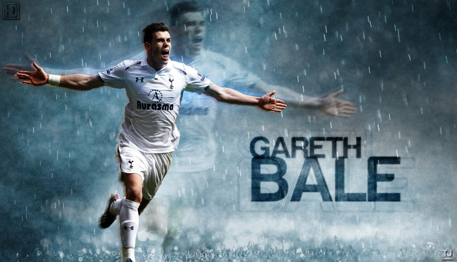 Gareth Bale The Welsh Machine HD Wallpaper Picture Desktop