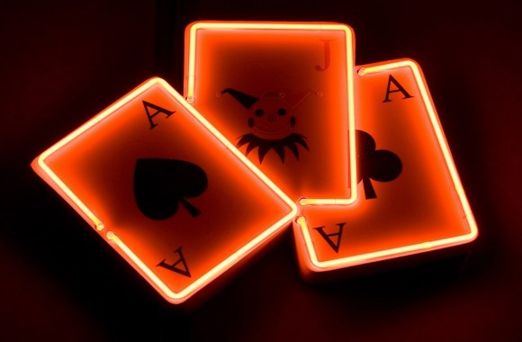 Awesome Special Halloween Playing Cards Image Picture HD Wallpaper