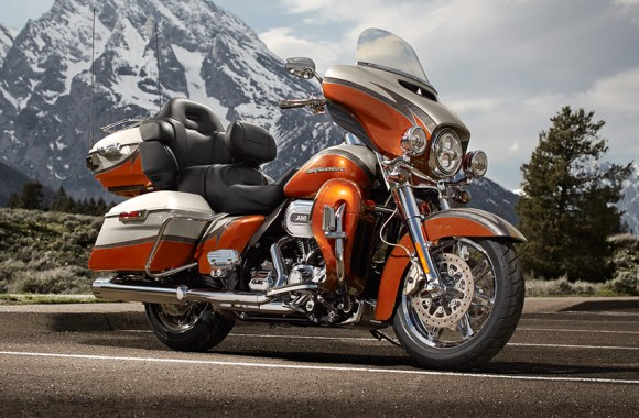 2014 Harley Davidson CVO Ultra Limited Bikes Picture HD Wallpaper