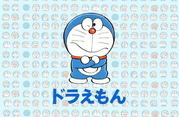 Doraemon HD Wallpaper Widescreen Desktop For PC Computer