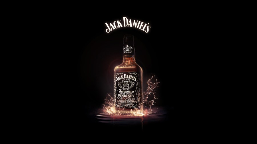 Jack Daniels Alcohol Drinks HD Wallpaper Background Picture