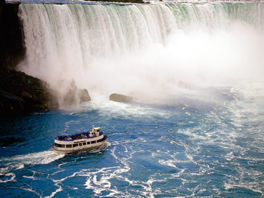 Niagara Falls Is Also Considered To Be Among The Most Romantic Places