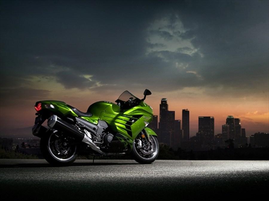 Kawasaki ZX 14R Wallpaper HD Widescreen Image Free Download