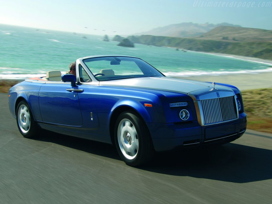Rolls Royce Phantom Drophead Coupe High Definition Wallpaper